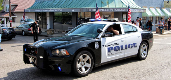 Thornville Police Cruiser
